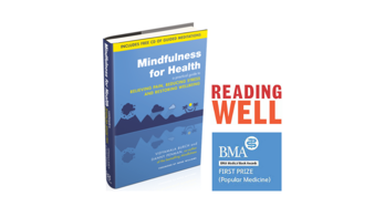 Mindfulness for Health Book Reading Well Endorsement and BMA Book Prize