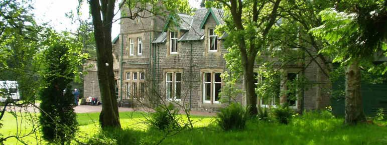 Mindfulness Meditation Retreat Centre Wiston Lodge Scotland Breathworks