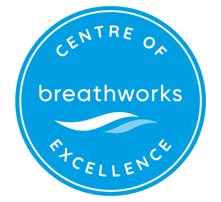 London Mindfulness Courses Breathworks Centre Of Excellence Logo