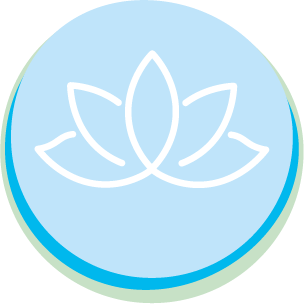Breathworks Mindfulness Lotus Flower Icon