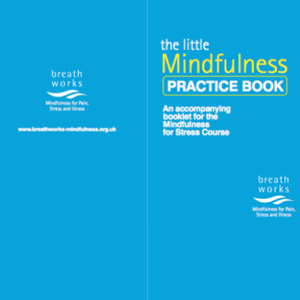 Mindfulness for Stress Practice Book