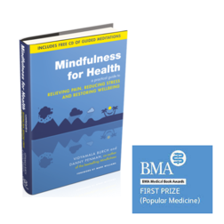 Mindfulness for Health Book Image