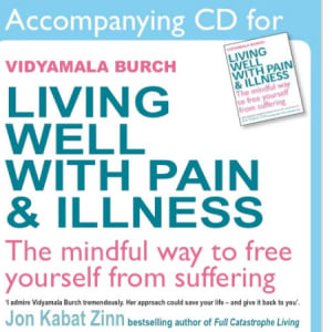 Guided meditations and exercises CD