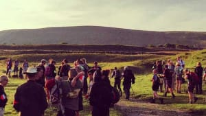 Yorkshire three peaks challenge - Breathworks Mindfulness Foundation