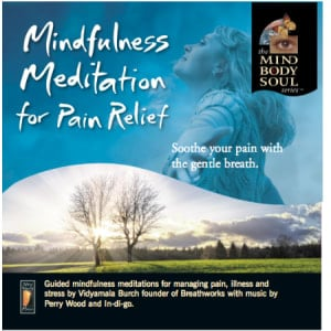 Mindfulness Meditation for Pain Relief