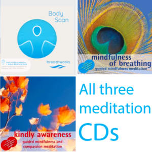 All Three Meditation CDs