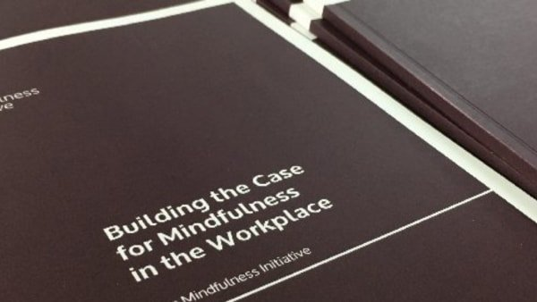 Building the Case for Mindfulness in the Workplace - Inititative