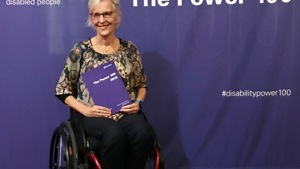 Vidyamala Named on the Shaw Trust Disability Power List 100 2019