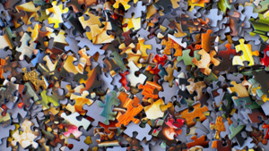 The Mindful Jigsaw Puzzle